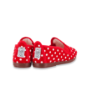 Gallur Red polka dot